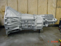 Ford Mustang T45 5-speed rebuilt transmission