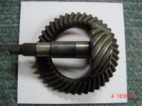 Dana 35 differential ring and pinion
