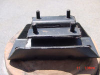 Jeep Comanche Cherokee transmission mount