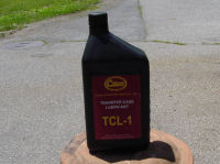Jeep Quadra Trac Transfer Case Lube