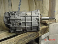 Jeep AX15 5-speed rebuilt transmission